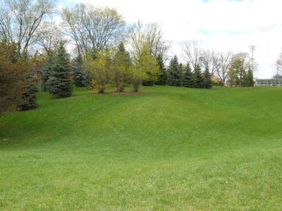 Memorial Park, Main course, Hole 2 Midrange approach