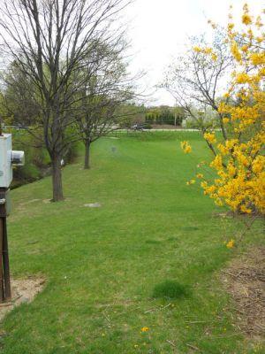 Memorial Park, Main course, Hole 1 Midrange approach
