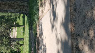 Kelley Park, Main course, Hole 6 Short tee pad