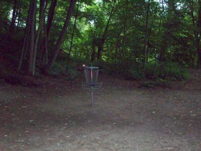 Fitzgerald Park, Main course, Hole 6 Putt