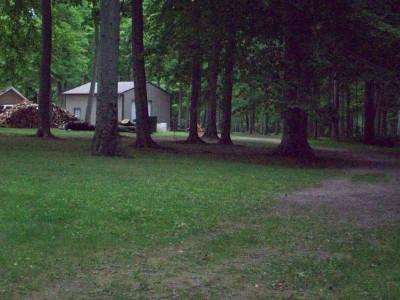 Fitzgerald Park, Main course, Hole 7 Tee pad