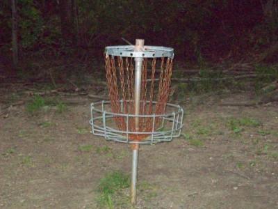 Fitzgerald Park, Main course, Hole 13 Putt