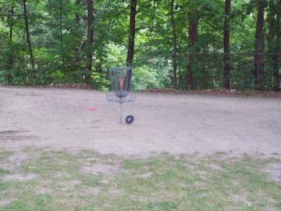 Fitzgerald Park, Main course, Hole 4 Putt