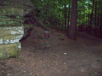 Fitzgerald Park, Main course, Hole 5 Putt
