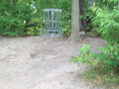 Fitzgerald Park, Main course, Hole 17 Putt
