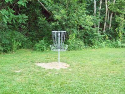 Fitzgerald Park, Main course, Hole 10 Putt