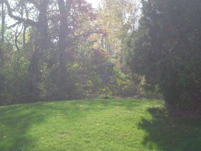 Fitzgerald Park, Main course, Hole 17 Short approach