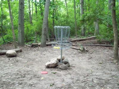Fitzgerald Park, Main course, Hole 16 Putt