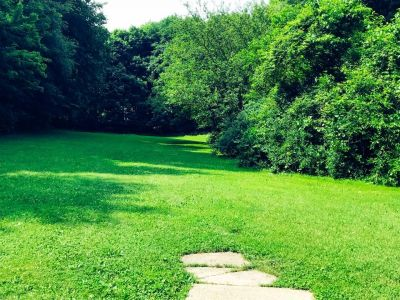 George Wilson Park, Main course, Hole 6 Tee pad