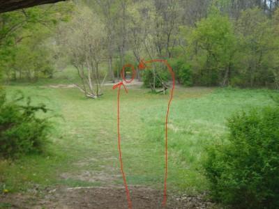 Rogers Lakewood Park, Main course, Hole 12