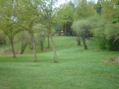 Rogers Lakewood Park, Main course, Hole 10 Midrange approach