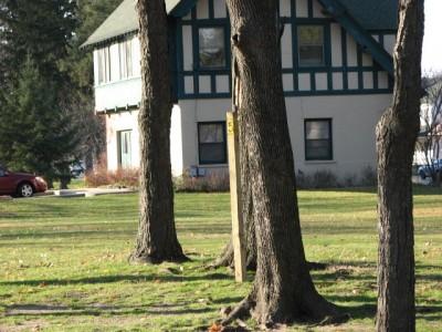 Garfield Park, Main course, Hole 5 Putt