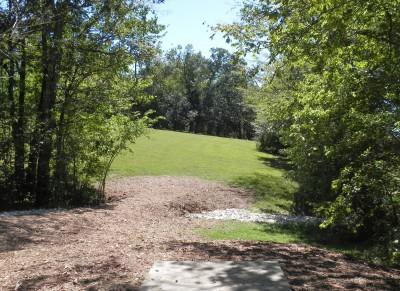 Joseph C. Miller DGC @ Binder Lake Park, Main course, Hole 5 Tee pad