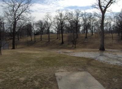 Swope Park, Main course, Hole 6 Long tee pad