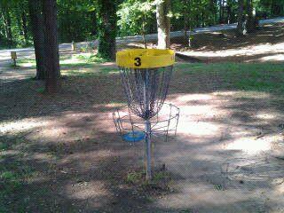 Holmes Park, Main course, Hole 3 Alternate pin