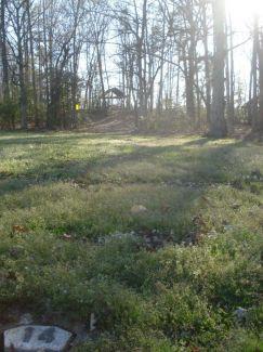 Pharaoh's Tomb @ White Bank Park, Main course, Hole 14 Long tee pad