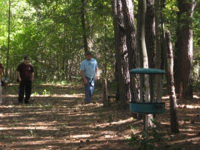 Indiantown Park, Main course, Hole 2 Short approach