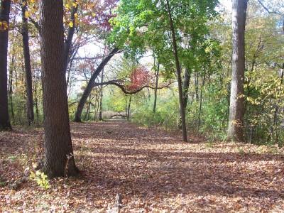 Knollwood Park, Main course, Hole 4 Midrange approach