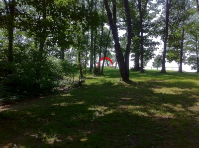 Signal View, Main course, Hole 3 Midrange approach