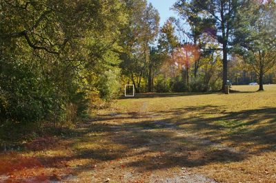 Bennett's Creek Park, Main course, Hole 9 Short tee pad