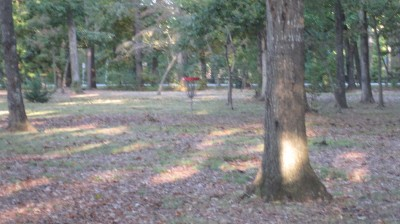 Bayville Park, Main course, Hole 4 Short approach