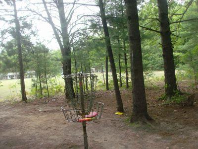 Log Lake Park, Main course, Hole 4 Putt