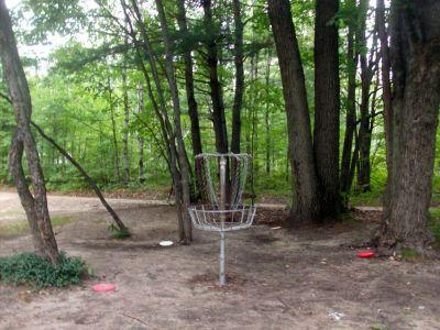 Log Lake Park, Main course, Hole 18 Putt