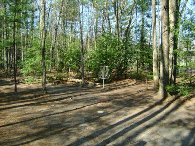 Log Lake Park, Main course, Hole 7 Putt