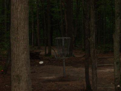 Log Lake Park, Main course, Hole 11 Putt