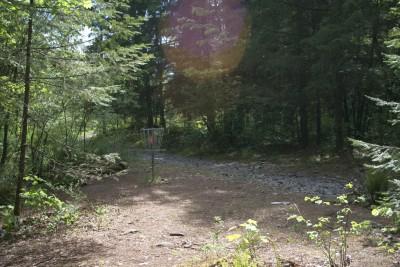White River, Main course, Hole 10 Putt