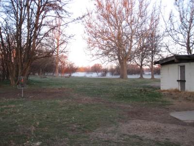 Columbia Park, Main course, Hole 6 Putt