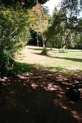 Terrace Creek, Main course, Hole 7 Tee pad