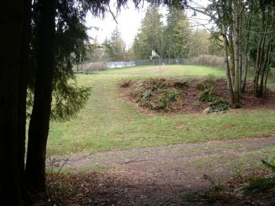 Van Zee Park, Main course, Hole 7 Tee pad