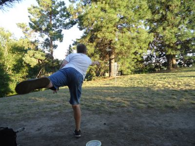 Sunnyside Park, Main course, Hole 10 Putt