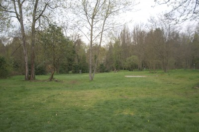 Seatac DGC, Main course, Hole 3 Long approach