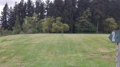 WSU-Vancouver, Main course, Hole 2 Tee pad