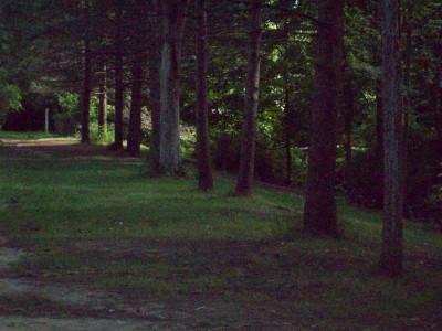 Grand Woods Park, Main course, Hole 8 Midrange approach