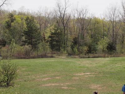 Grand Woods Park, Main course, Hole 12 Tee pad