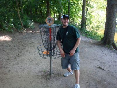 Grand Woods Park, Main course, Hole 7 Putt