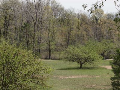 Grand Woods Park, Main course, Hole 9 Tee pad