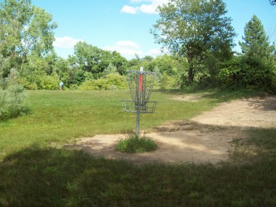 Grand Woods Park, Main course, Hole 14