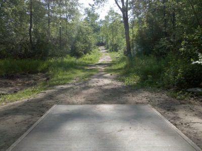 Fallasburg Park, Main course, Hole 5 Tee pad