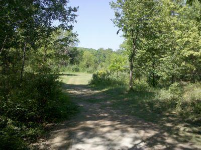 Fallasburg Park, Main course, Hole 16 Long tee pad