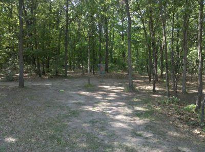 Fallasburg Park, Main course, Hole 3 Putt