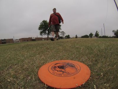 Will Rogers Park, Main course, Hole 12 Midrange approach