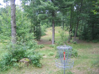 Leviathan, Leviathan, Hole 11 Reverse (back up the fairway)
