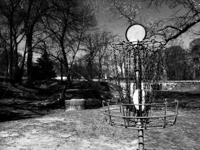 Hunter Park, Main course, Hole 12 Putt