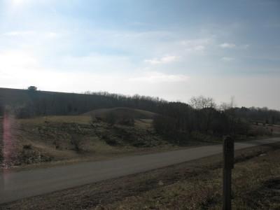 Mason County Park, Beast, Hole 18 Tee pad