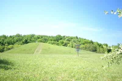 Mason County Park, Beast, Hole 18 Putt