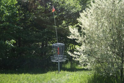 Mason County Park, Beast, Hole 2 Putt